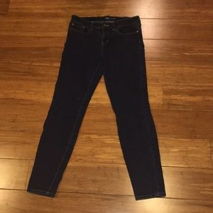 EUC Gap jeggings size 6/28